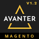 Avanter -  Premium Furniture Store Magento Theme Nulled