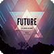 Futuristic CD Cover Artwork - GraphicRiver Item for Sale