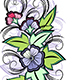Abstract Floral Border - GraphicRiver Item for Sale