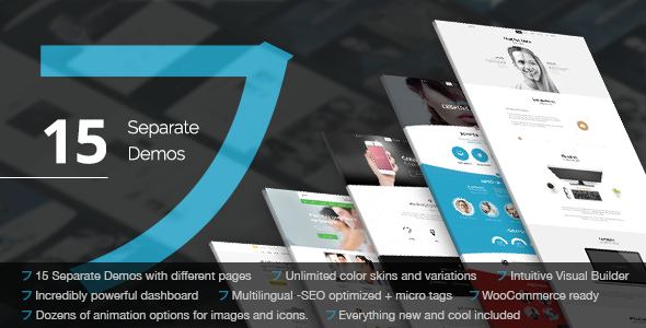 Jetty - Multipurpose WordPress Theme - Corporate WordPress