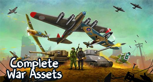 Complete War Assets
