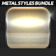 Premium Metal Styles Bundle - GraphicRiver Item for Sale