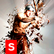 Shatter Photoshop Action - GraphicRiver Item for Sale