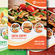 Food Flyer V3 - GraphicRiver Item for Sale