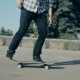 Young Experience Skateboarder Flipping His Skateboard Underground - VideoHive Item for Sale