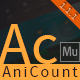 AniCount - Counter Animation Effects