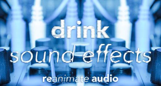 Drink Sound Effects