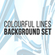 Colourful Lines Set - VideoHive Item for Sale