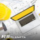 Construction Scene Creator - GraphicRiver Item for Sale