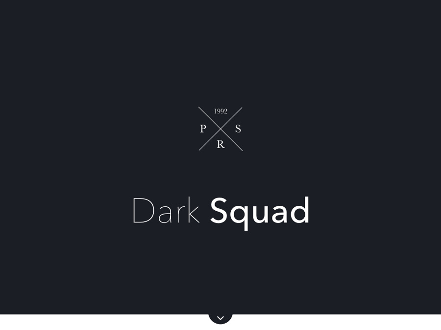 Dark Squad Powerpoint Template By Jumsoft Graphicriver