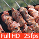 Barbeque Grilling Meat Rotate - VideoHive Item for Sale