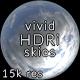 Vivid CG Skies Sun Clouds 001 (15k resolution) - 3DOcean Item for Sale
