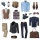 Fashion Business Man Accessories Set - GraphicRiver Item for Sale