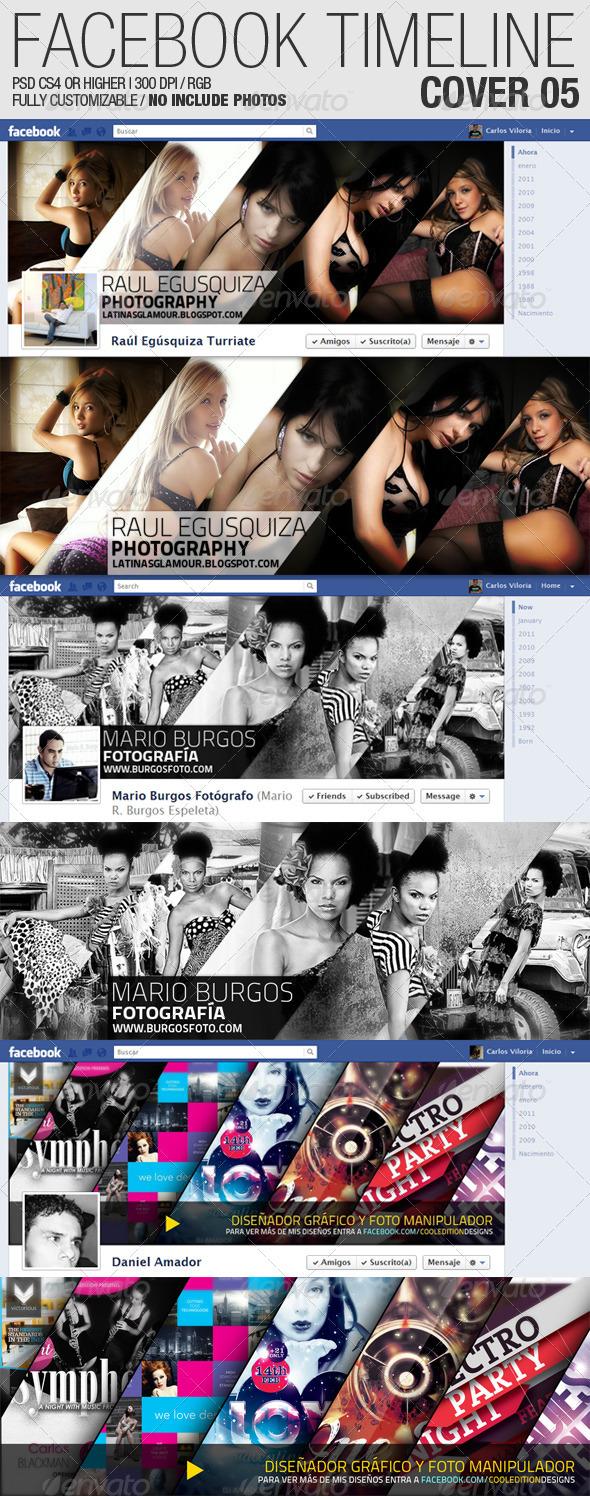 Facebook Timeline Cover 05 - Facebook Timeline Covers Social Media