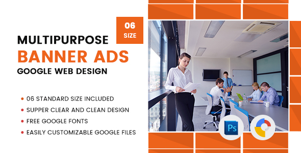 Multi Purpose Banners HTML5 D5 - GWD - CodeCanyon Item for Sale