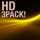 Light Flow - HD 3 Pack - VideoHive Item for Sale