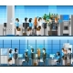 Office People Cartoon Composition - GraphicRiver Item for Sale