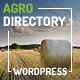 Agrodir - Directory for Producers & Retailers - ThemeForest Item for Sale