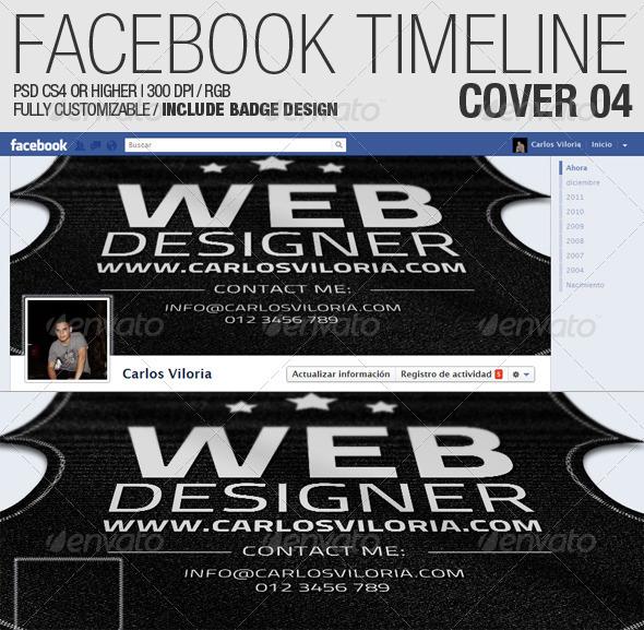 Facebook Timeline Cover 04 - Facebook Timeline Covers Social Media
