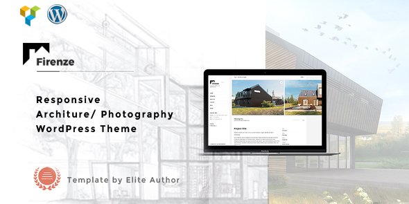 Firenze -  Architecture / Architect/ Photography Theme - Business Corporate