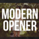 Modern Fashion Opener // Fast Glitch Slideshow - VideoHive Item for Sale