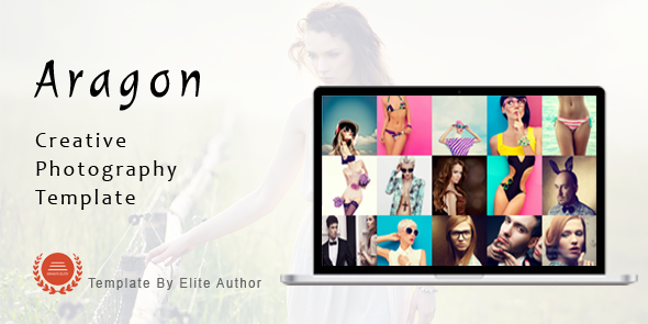Aragon – Responsive Photography/ Portfolio Template