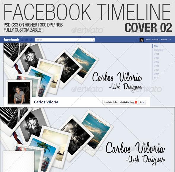 Facebook Timeline Cover 02 - Facebook Timeline Covers Social Media