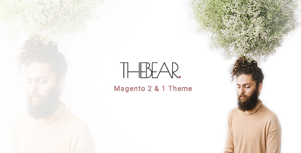 Thebear – The Magento 2 & 1 Theme