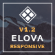 Elova - Responsive Multipurpose Template v1.2 - ThemeForest Item for Sale