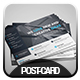 Post Card Template - GraphicRiver Item for Sale