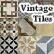 011 Vintage Tiles 05 - 3DOcean Item for Sale