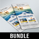 3 in 1 DL Yacht Sailing Flyer Bundle V2