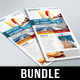 3 in 1 DL Yacht Sailing Flyer Bundle V3