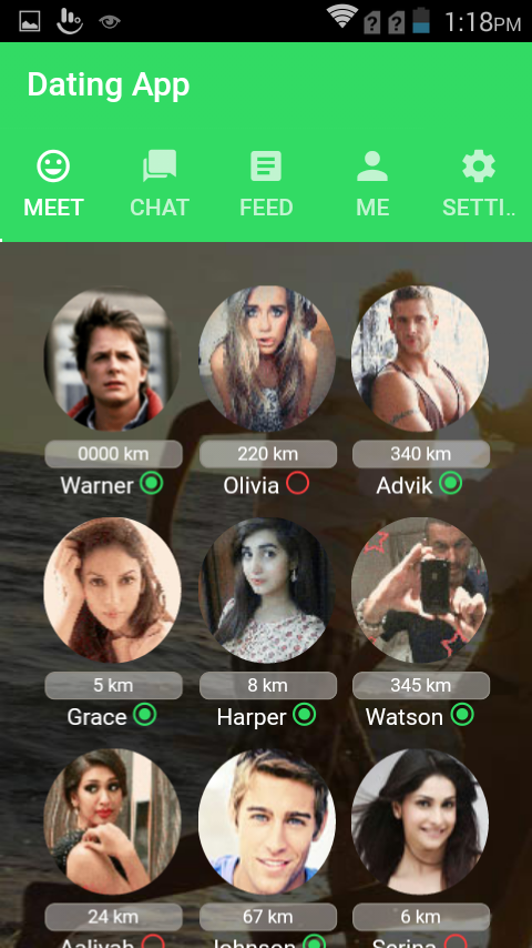 joomla dating app Joomla dating websites templates themes free premium free tinder like dating app template ui for ios and android by ionicbucket.