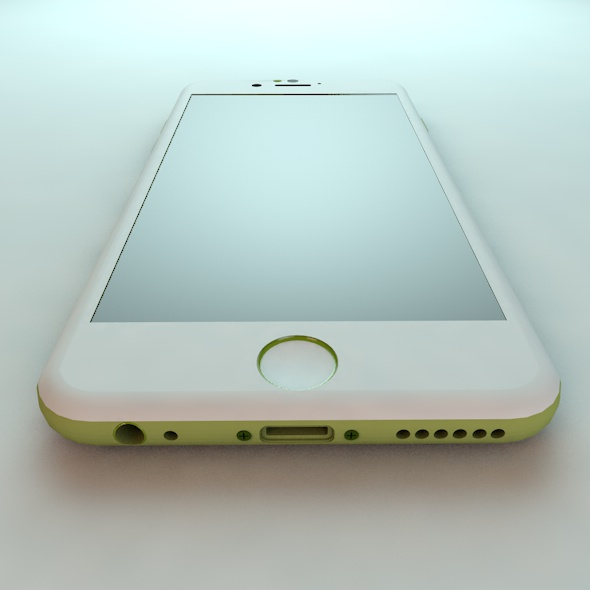 Apple iPhone 7C - 3DOcean Item for Sale