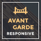Avant-Garde - Architecture, Interior design and Furniture Muse Template - ThemeForest Item for Sale
