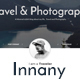 Innany - Multi-layout Ghost Blog Theme