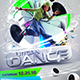 Urban Dance Flyer Template
