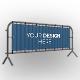 Barrier Fence Banner Mockup Set  - GraphicRiver Item for Sale