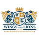 Wings And Lions Logo - GraphicRiver Item for Sale