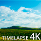 Clouds Float Over the Hills - VideoHive Item for Sale
