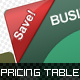 Web 2.0 Pricing Tables - GraphicRiver Item for Sale