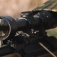 Military Sniper Looks Through The Scope - VideoHive Item for Sale
