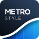 Metro Style Theme - GraphicRiver Item for Sale