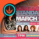 Kingdom Standards Women's Conference Flyer Template - GraphicRiver Item for Sale