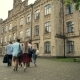 Group Of Students Walking To The University - VideoHive Item for Sale