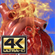 Burning Heart - VideoHive Item for Sale