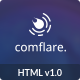 Comflare - Multi-Purpose HTML5 Template Nulled