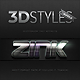 3D Photoshop Text Effects Big Bundle - GraphicRiver Item for Sale
