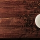 Pouring Coffee Into White Cup And Coffee Beans On Brown Wooden Table - VideoHive Item for Sale